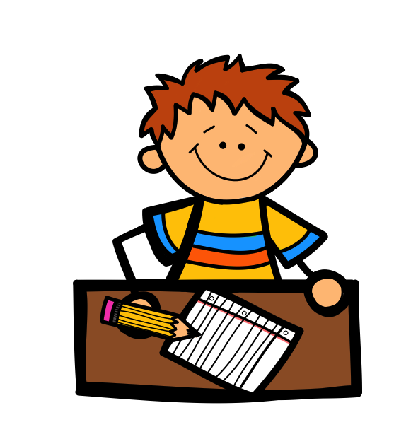 Students Writing Clipart Free Clipart Images