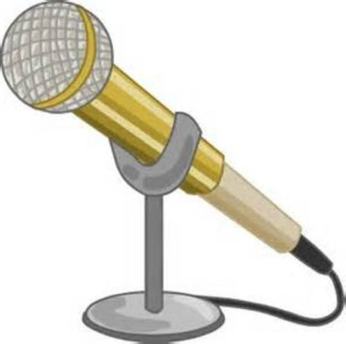 Studio Microphone Clip Art Free Clipart Images