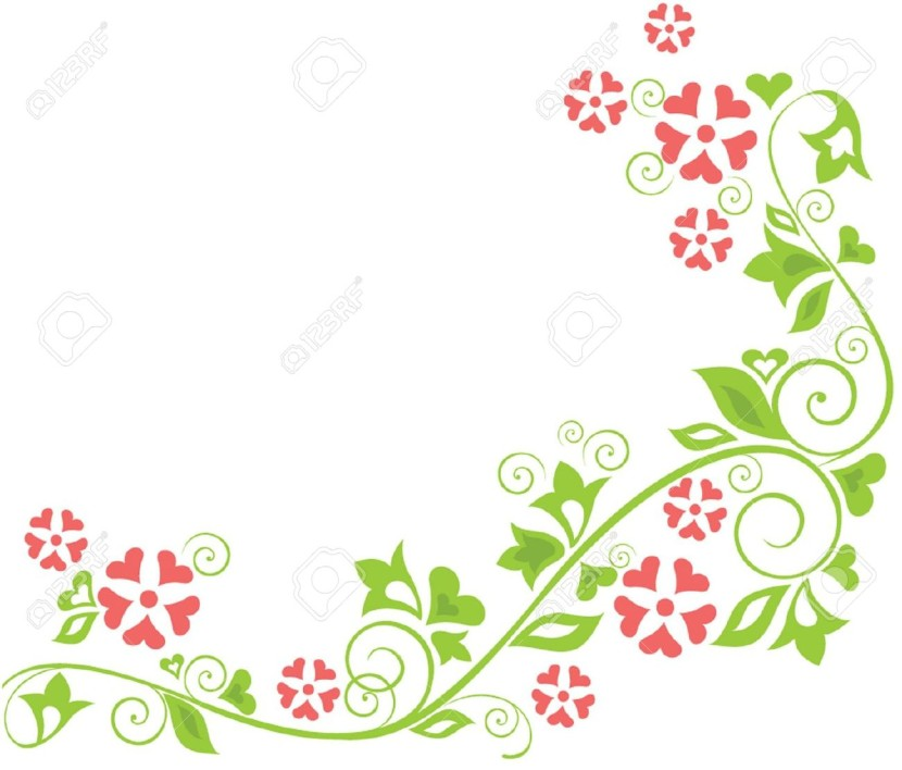 Summer Border Cliparts Stock Vector And Royalty Free Summer