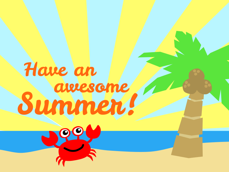 Best Happy Summer Clipart #20060 - Clipartion.com