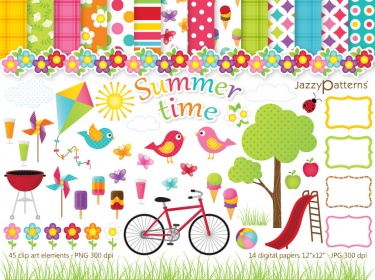 Summertime Clipart Images Amp Pictures Nearpics