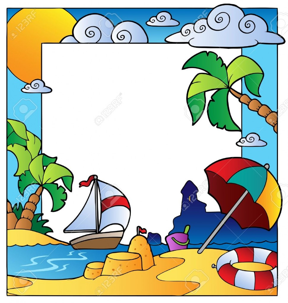 Summertime Cliparts Stock Vector And Royalty Free Summertime