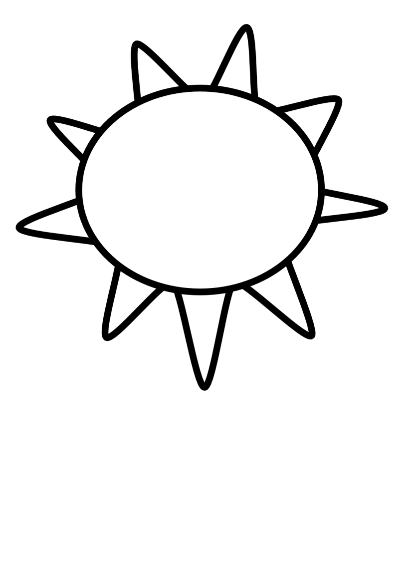 Sun And Moon Clipart