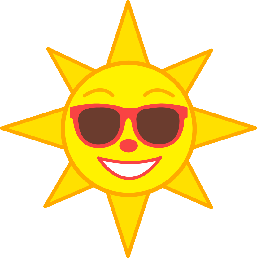 sun with sunglasses clipartion com sun wearing sunglasses clipart sunglasses black and white clipart