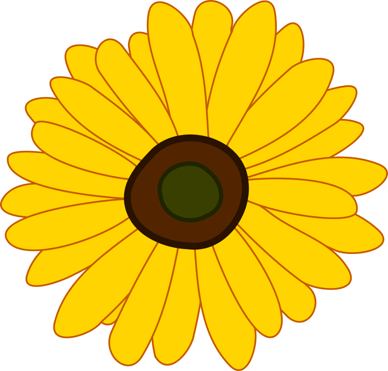Best Flower Clip Art #21970 - Clipartion.com