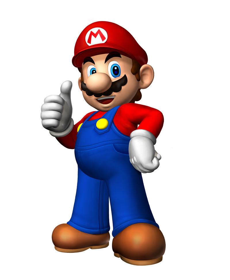 Super Mario Brothers In The Classroom Part 1 Of 7 Clipart Free