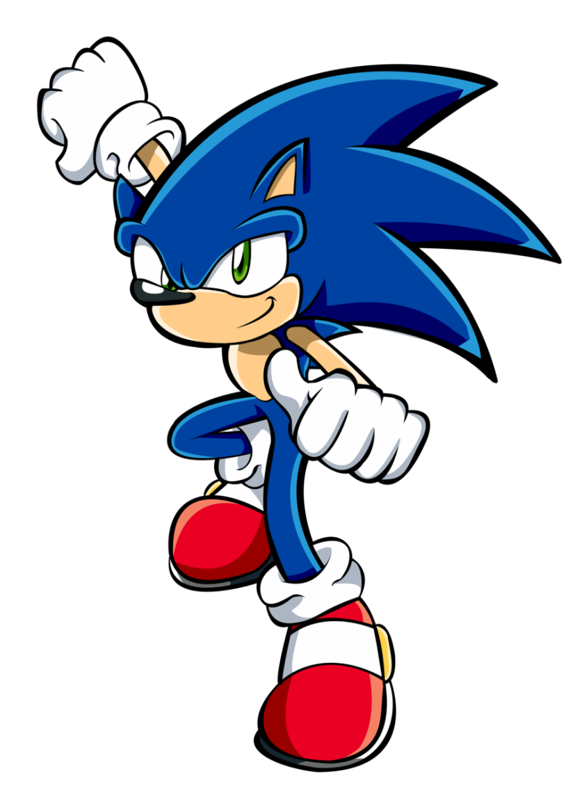 Super Sonic The Hedgehog X Clipart Free Clip Art Images