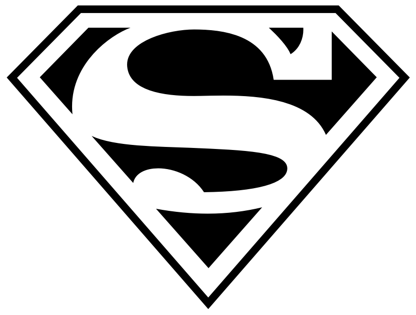 Superman Logo Clip Art Best Clip Art Blog