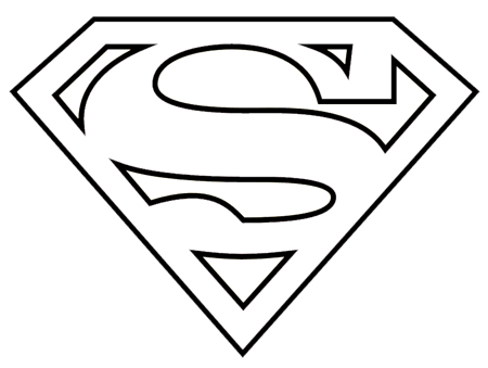 Superman Logo Clip Art Clipartion