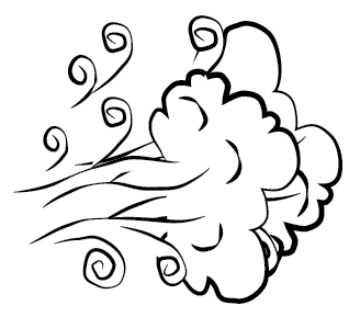 Symbol Weather Windy Clipart Free Clip Art Images