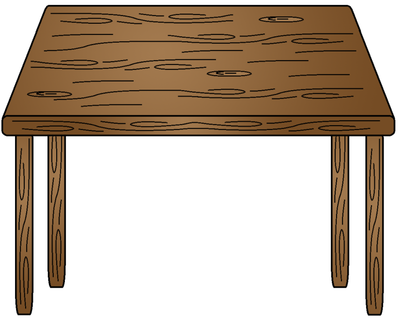 Long Side Kitchen Table