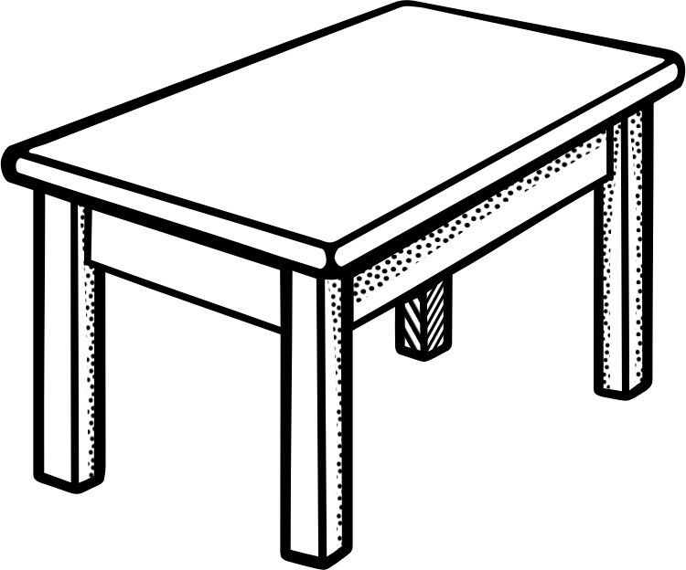 Best Table Clipart #12514 - Clipartion.com: clipartion.com/free-clipart-12514