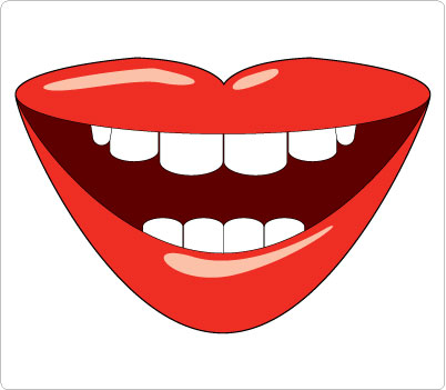 Talking Mouth Clipart Free Clipart Images