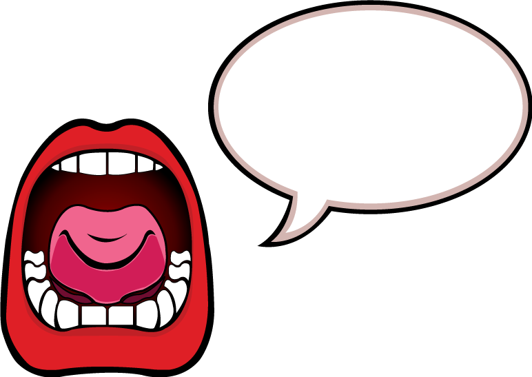 Best Talking Mouth Clipart #20781 - Clipartion.com