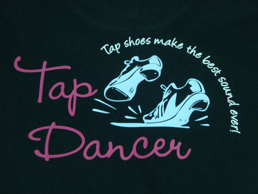 Tap Dance Shoes Clip Art