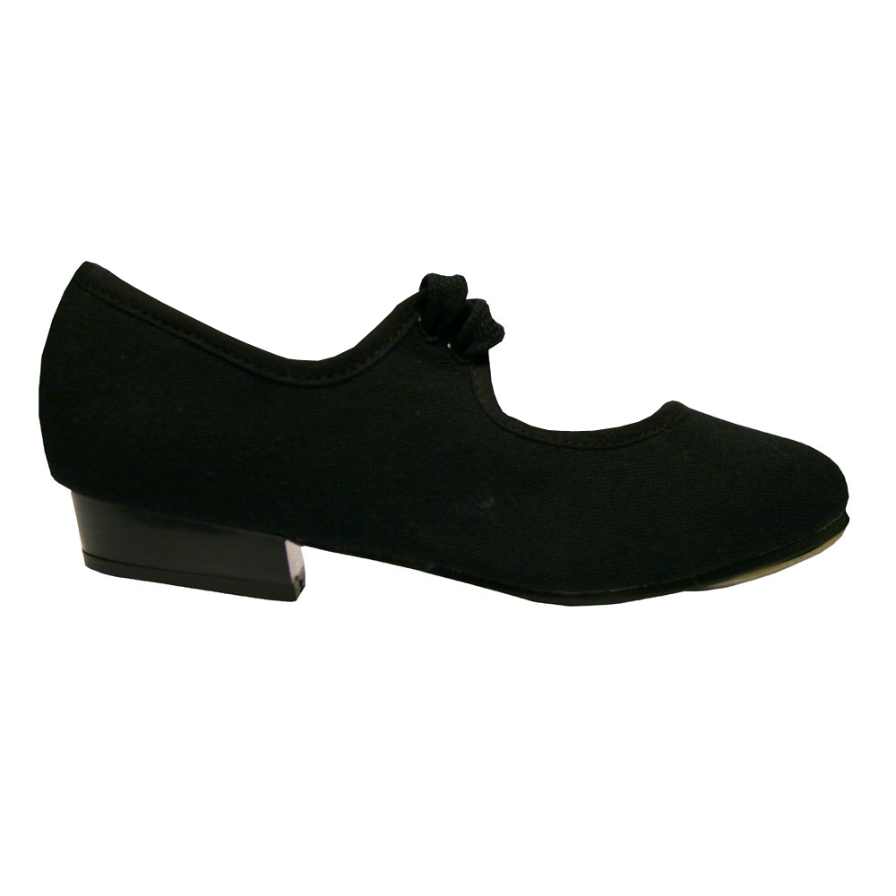 Dancing Shoes White Background