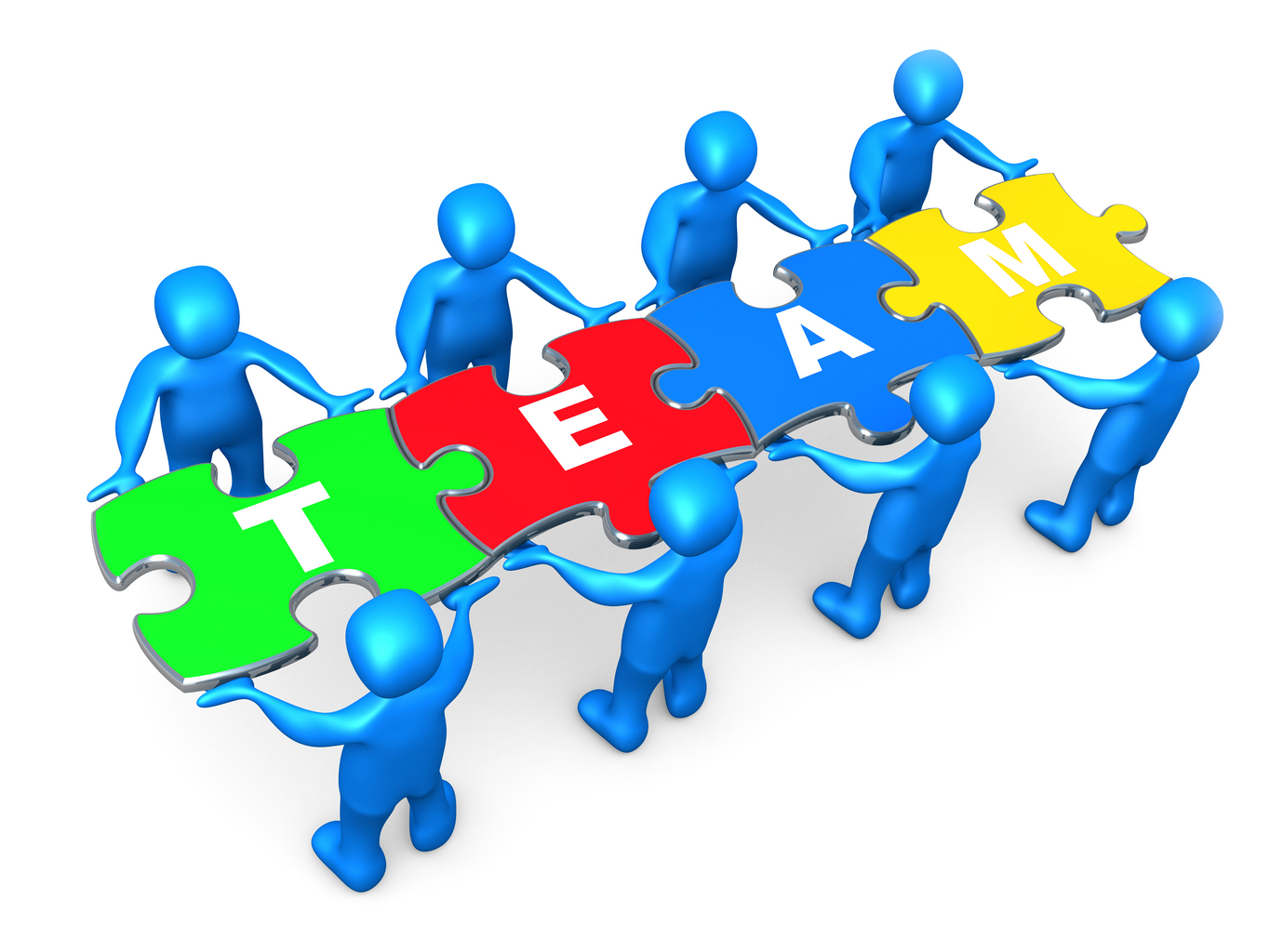 Team Work Clipart Free Clip Art Images