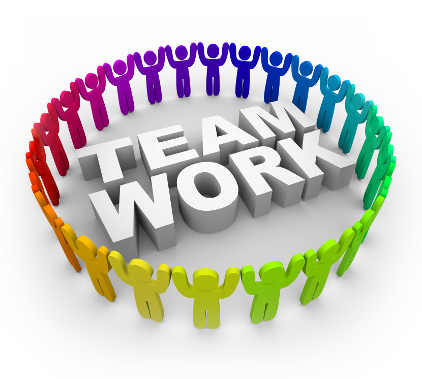 Best Teamwork Clipart #13475 - Clipartion.com