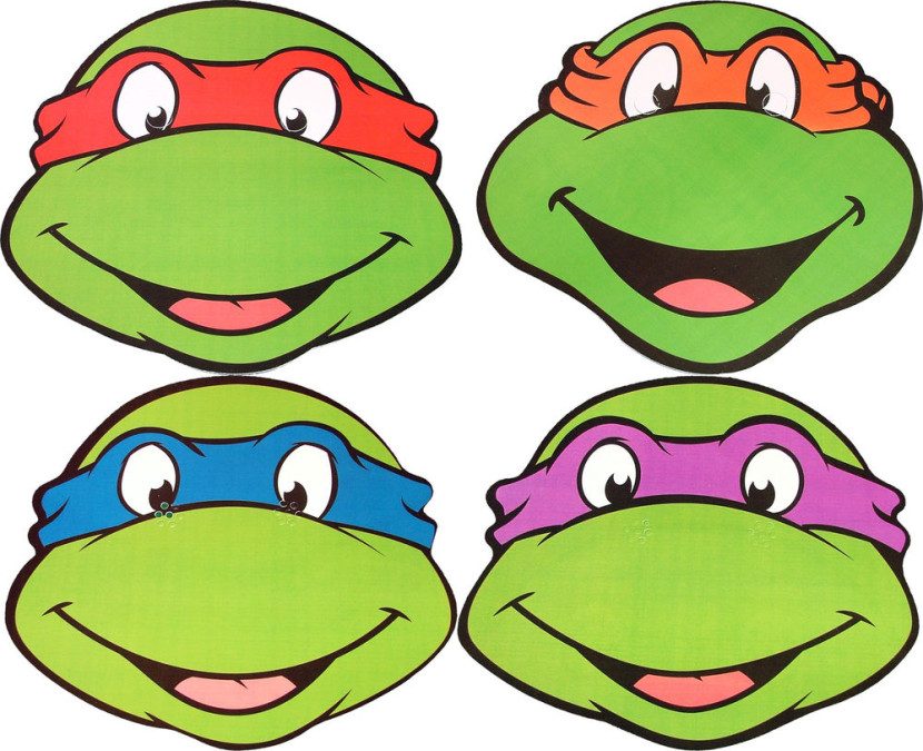Ninja Turtle Clip Art Clipartion