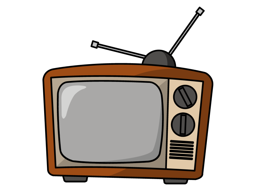 Television Clipart Free Clipart Images