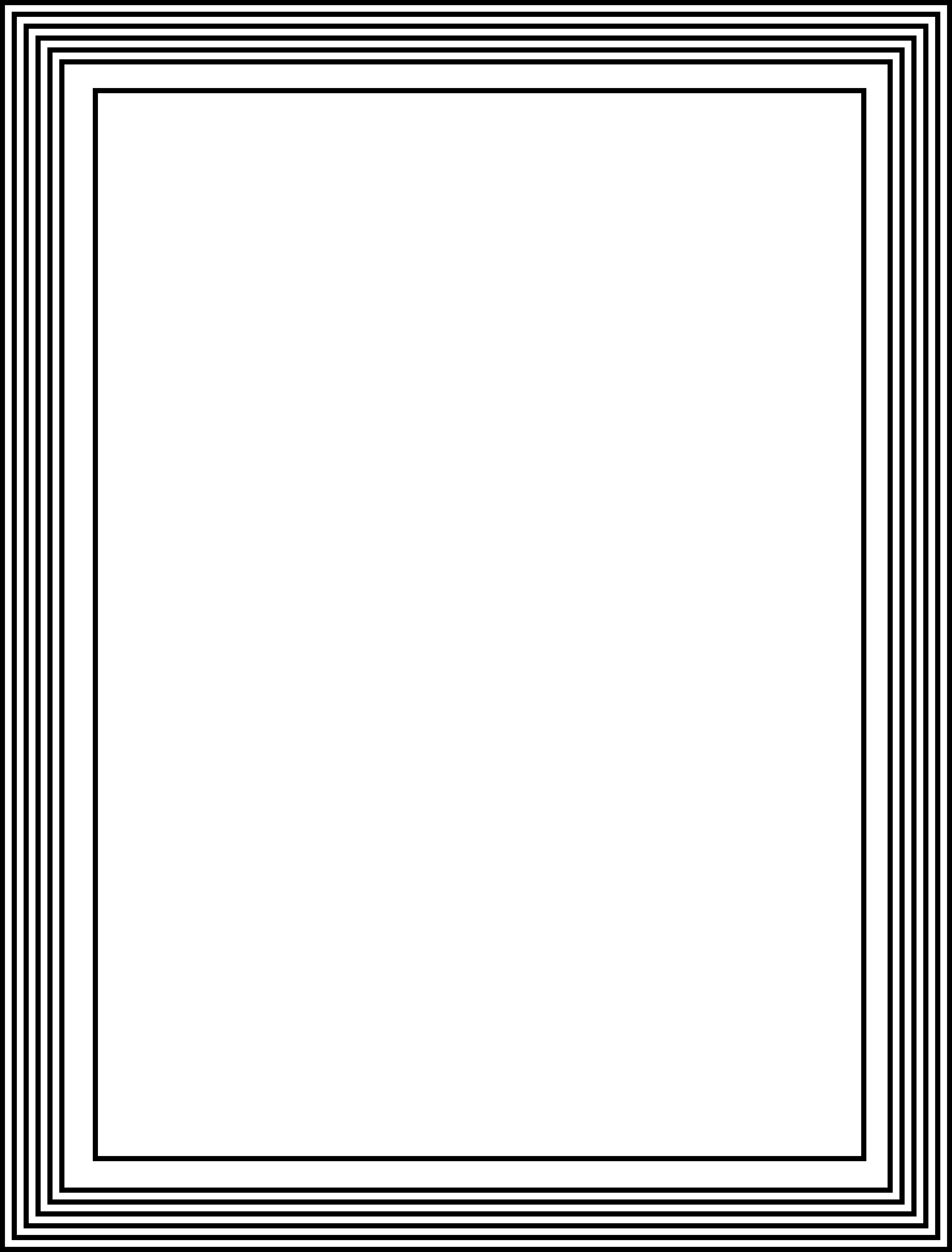 Ten Versatile Black And White Borders For Any Dtp Project