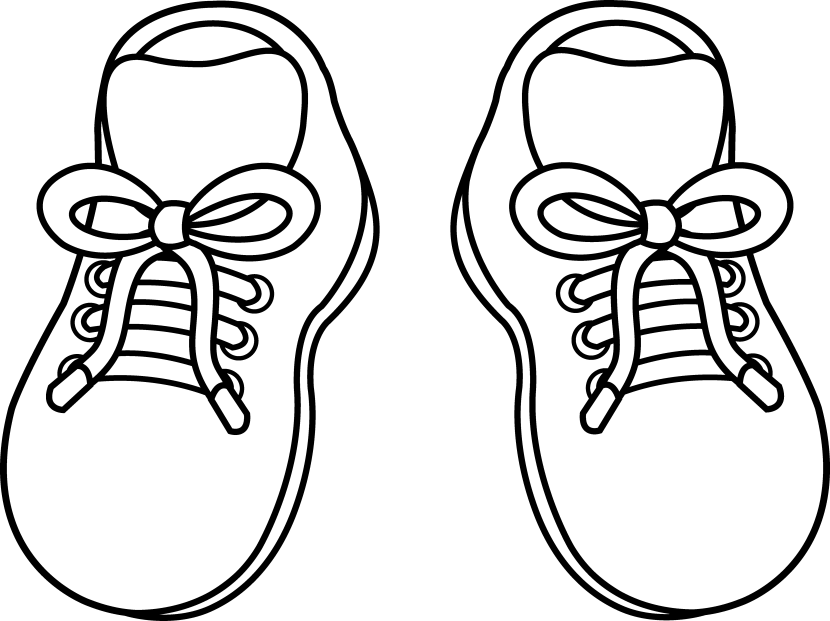 Best Shoe Clipart 13449 Clipartion