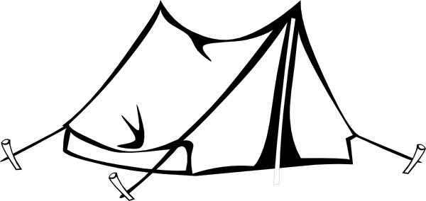 Tent And Campfire Clipart Free Clipart Images