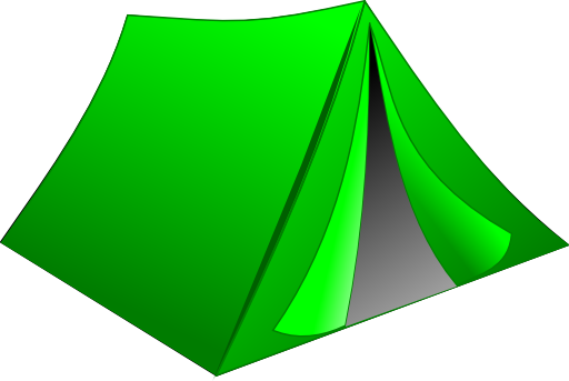 Tent Clipart Free