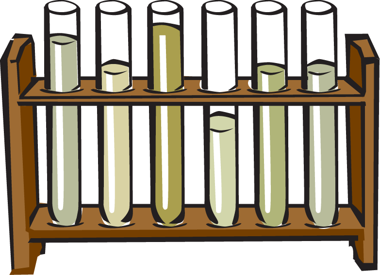 Test Tube Waving Clipart Free Clip Art Images