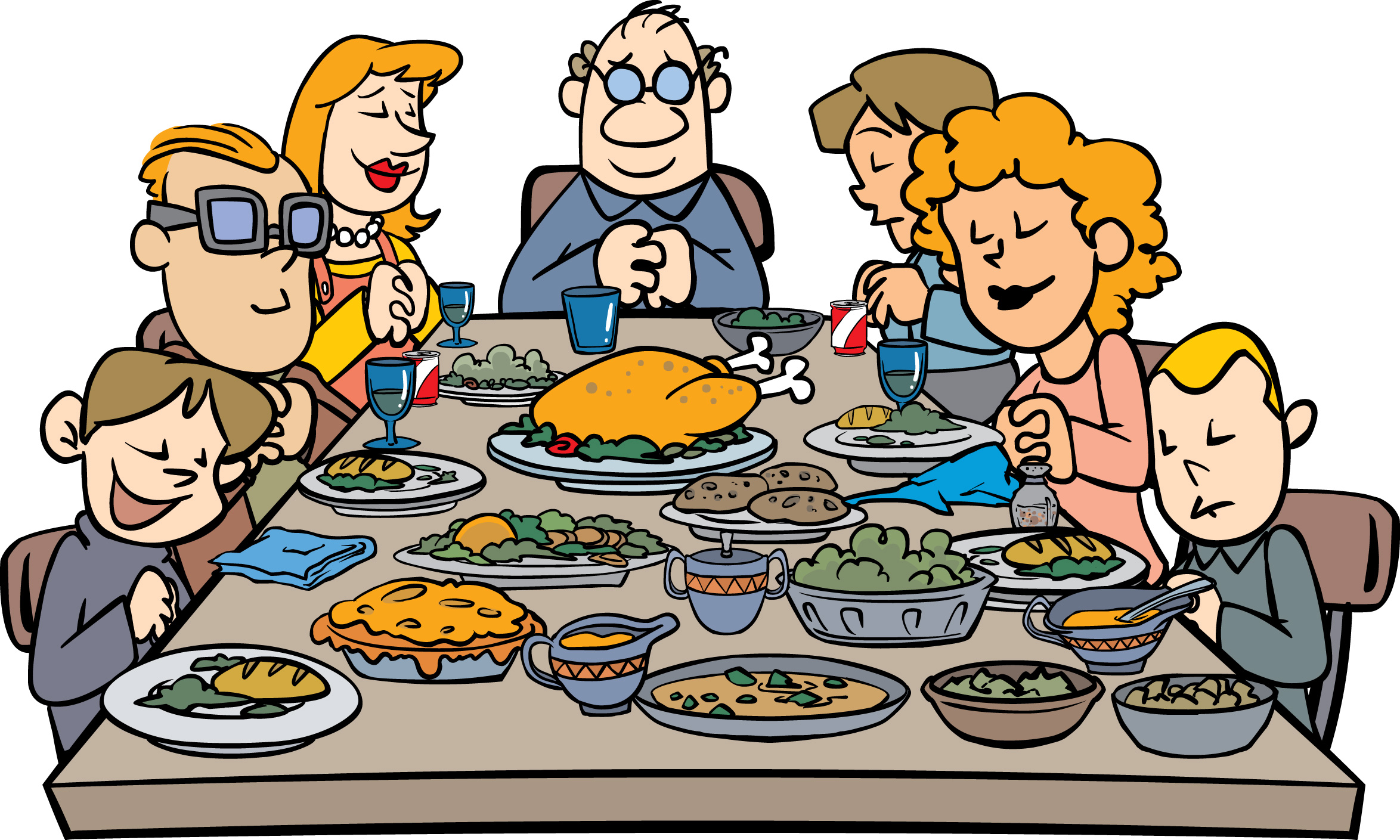 Best Dinner Clipart #13518 - Clipartion.com
