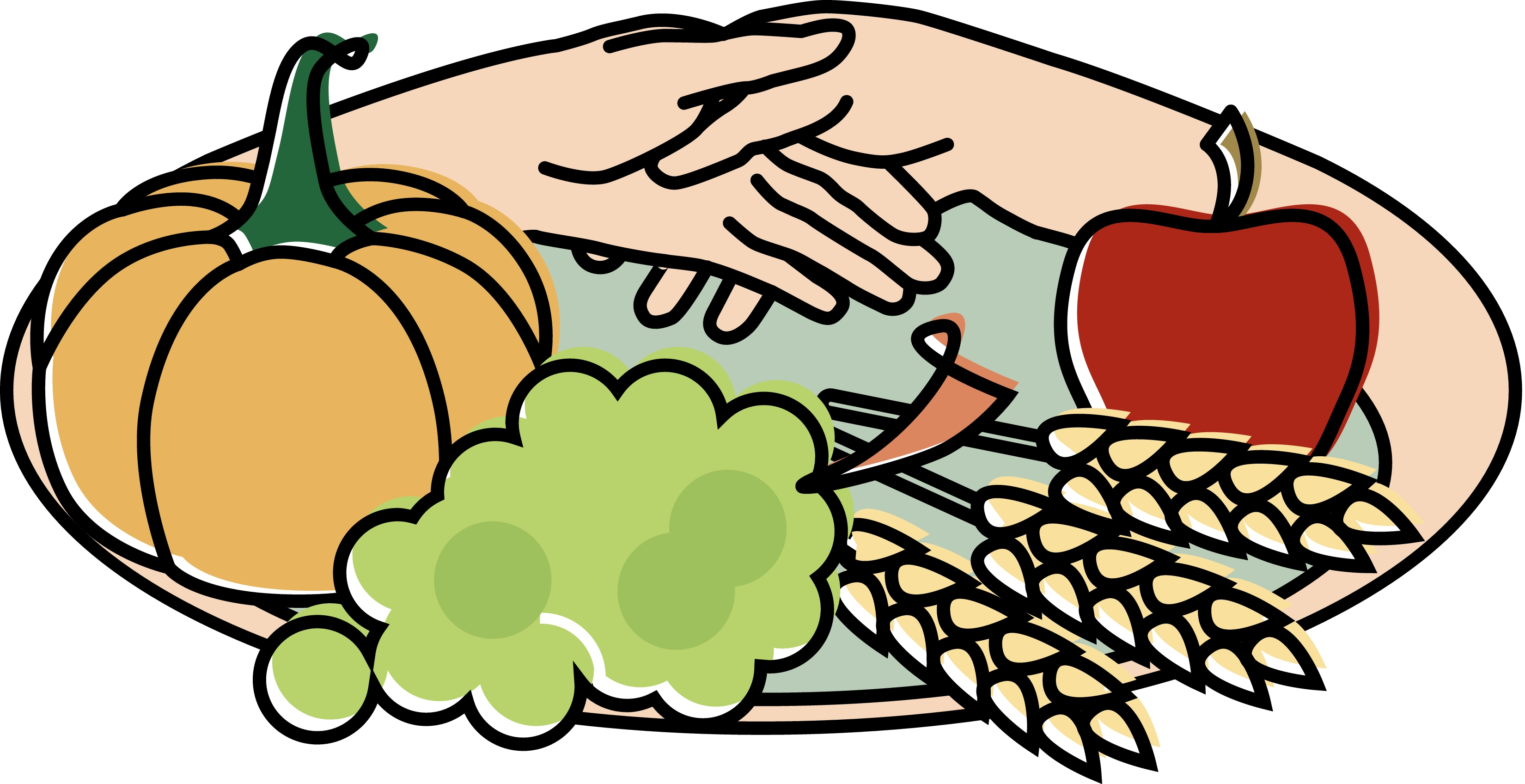 Thanksgiving Food Drive Clipart Free Clip Art Images