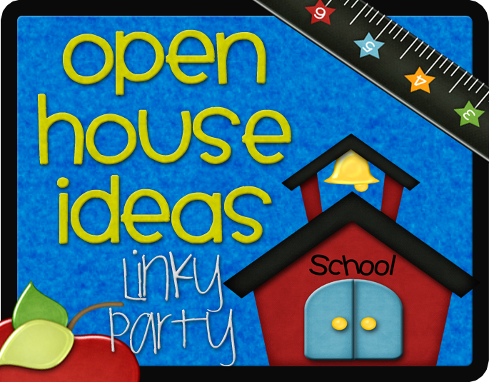 The Amazingclassroom Com Blog Open House Ideas Linky Party
