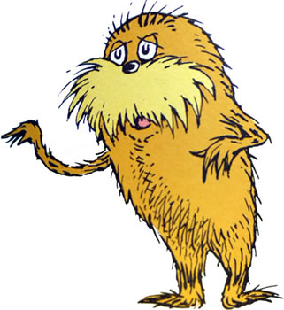 The Lorax Character Dr Seuss Wiki Clipart Free Clip Art Images