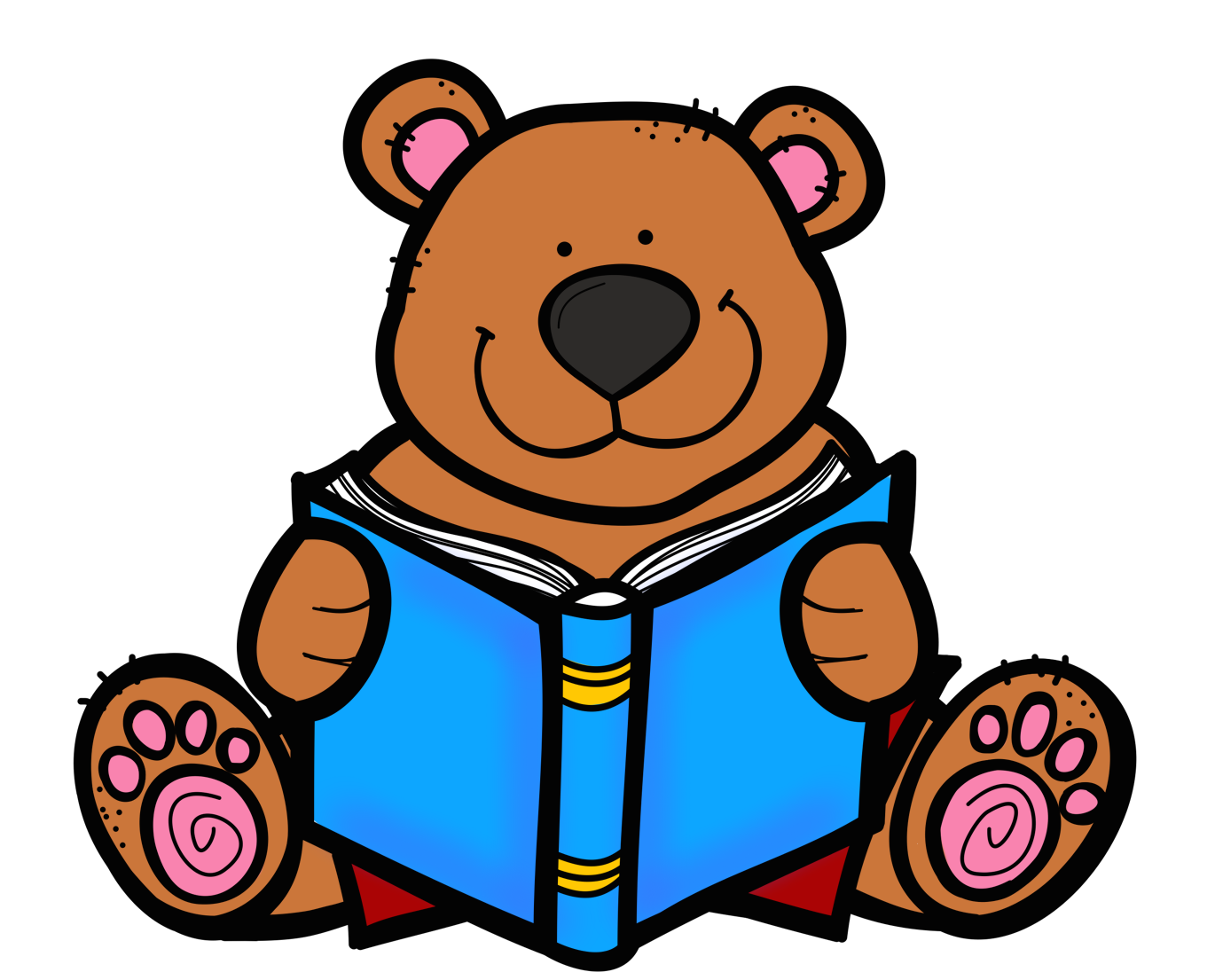 Best Guided Reading Clipart #14498 - Clipartion.com