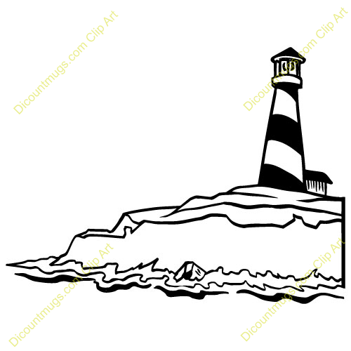 This Lighthouse Clip Art Free Clipart Images