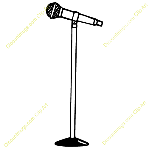 This Microphone Clip Art Free Clipart Images
