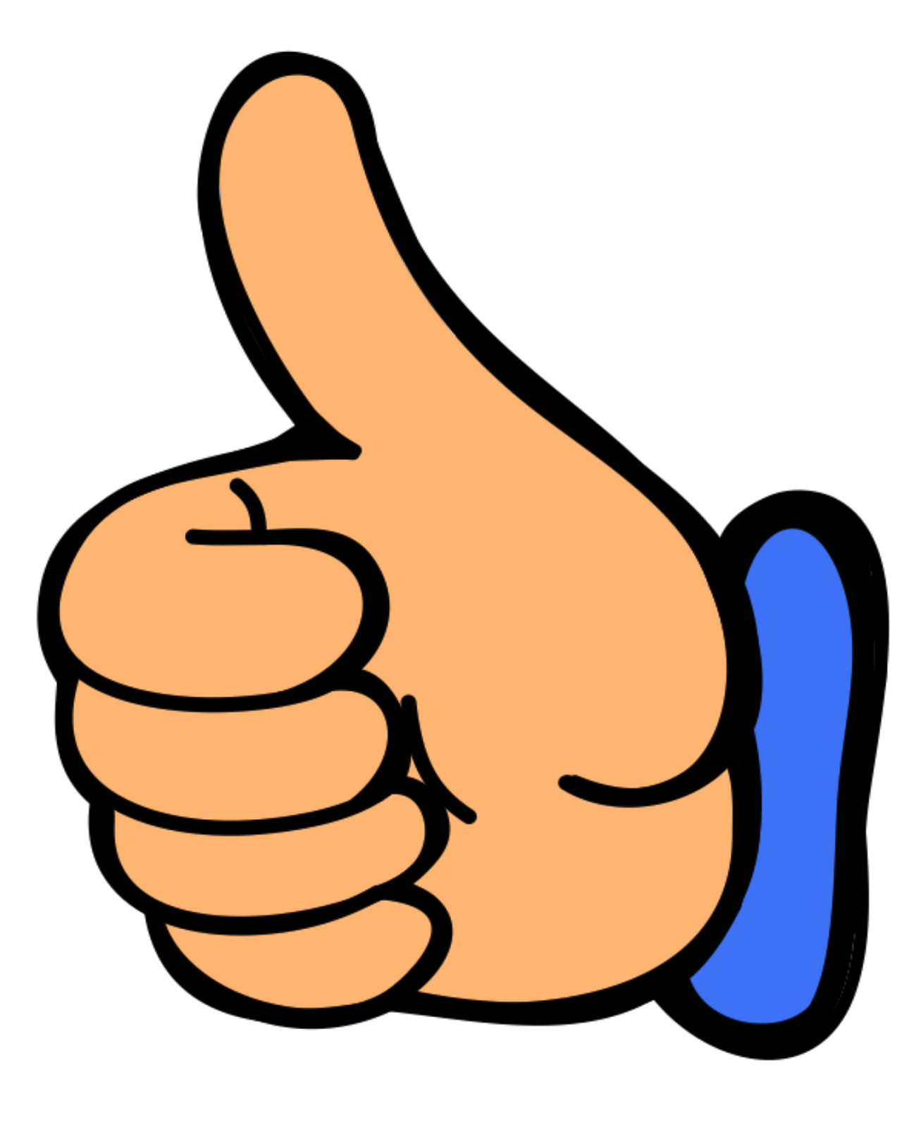 Best Thumbs Up Clipart #22071 - Clipartion.com