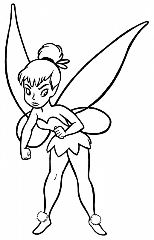 Tinkerbell Comic Art Free Clipart Images
