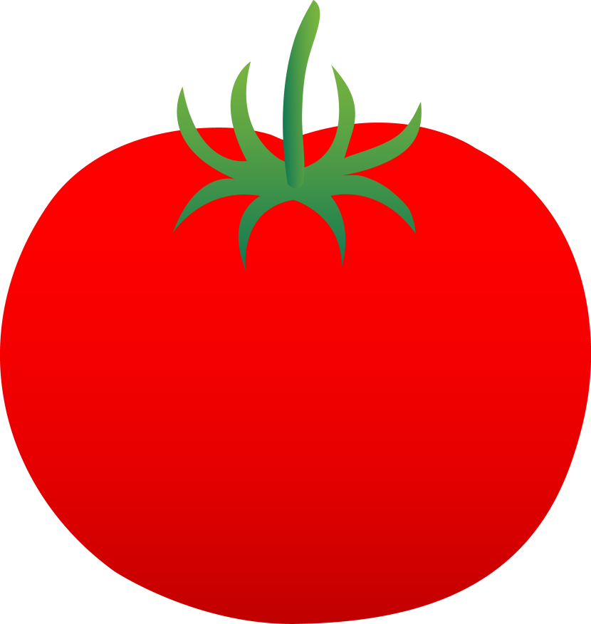 Best Tomato Clipart #17623 - Clipartion.com