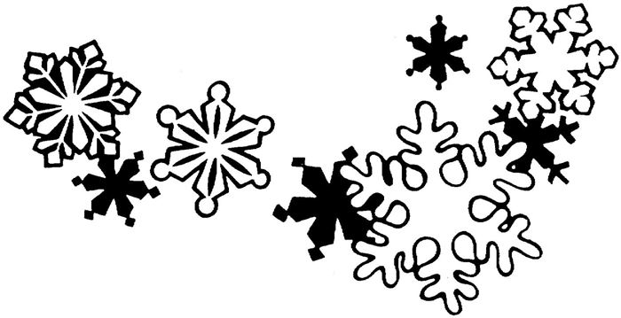 Top Free Christmas Clipart Black And White 2
