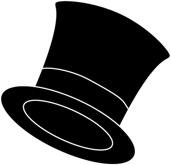 Top Hat Clipart