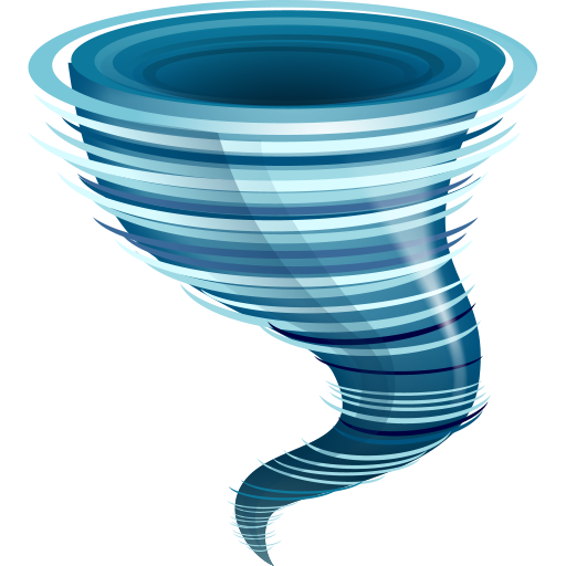 free animated tornado clipart - photo #42