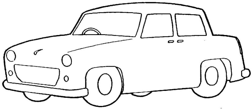 Best Car Clipart Black And White #13213 - Clipartion.com