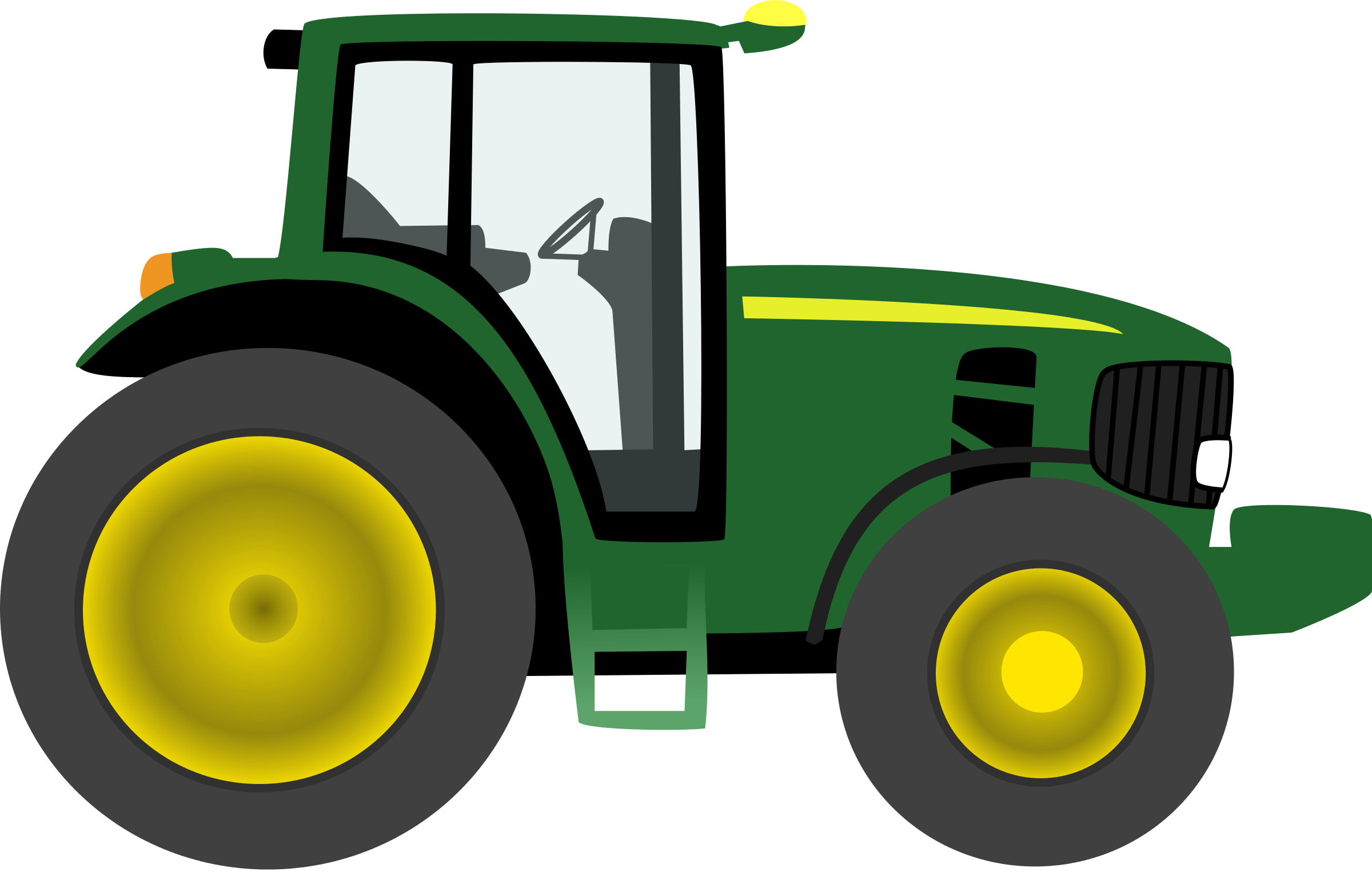 Tractor Clipart For Kids Free Clipart Images