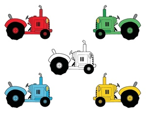 Tractor Clipart Free Clip Art Images