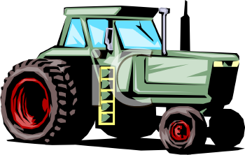 Best Tractor Clipart #13146 - Clipartion.com