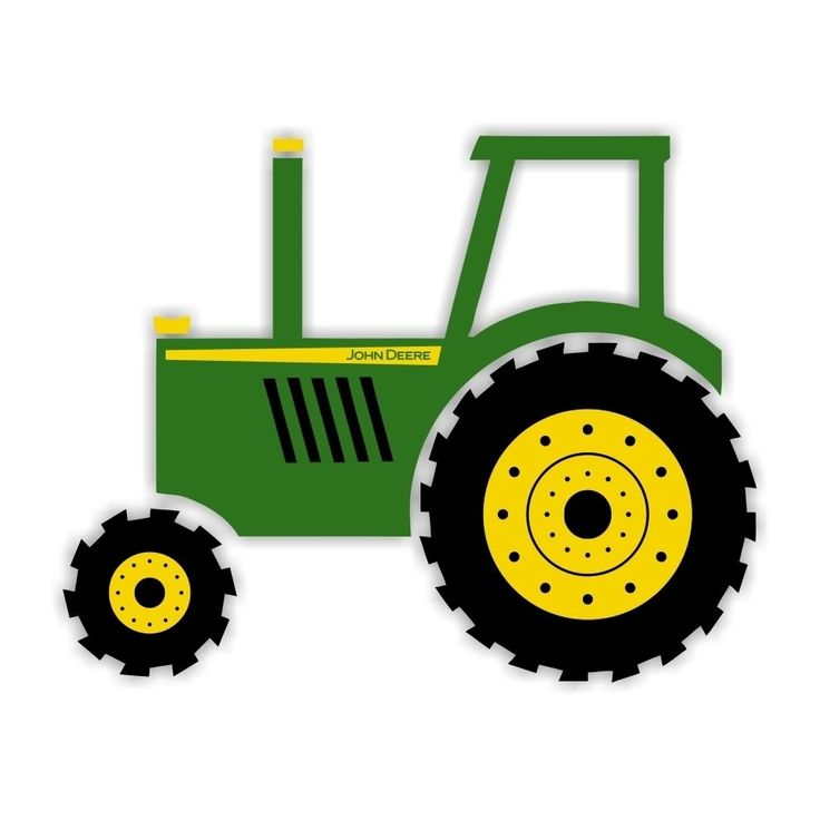 Tractor John Deere To Download Clipart Free Clip Art Images