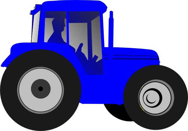 Tractor Plowing Clipart Free Clipart Images