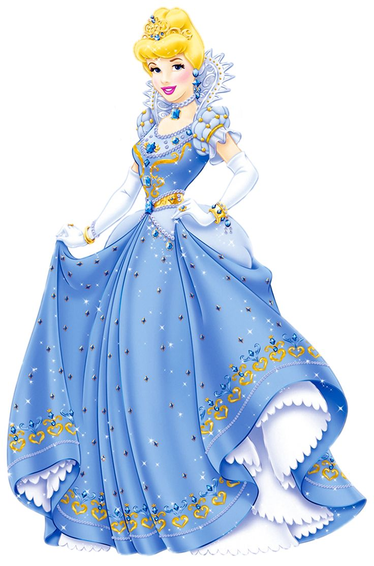 Transparent Princess Png Clipart Cinderella Princess cartoon Clipart