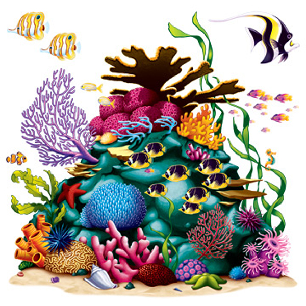 Best Coral Reef Clipart #15981 - Clipartion.com
